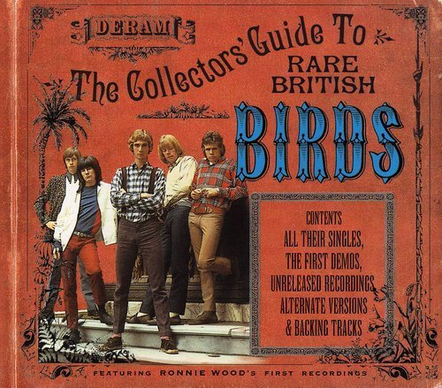 Birds Collector's Guide To Rare Brit Import Gbr