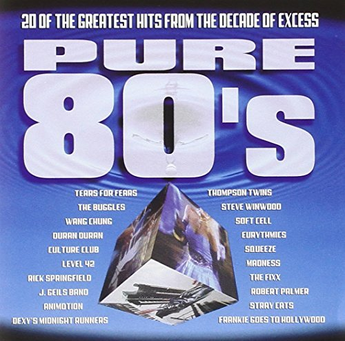 Pure Series Pure 80's Buggles Level 42 Fixx Squeeze Pure Series