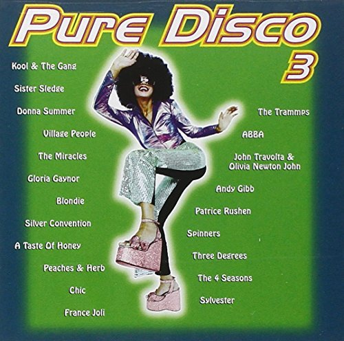 Pure Series Vol. 3 Pure Disco Kool & Gang Mills Summer Pure Series