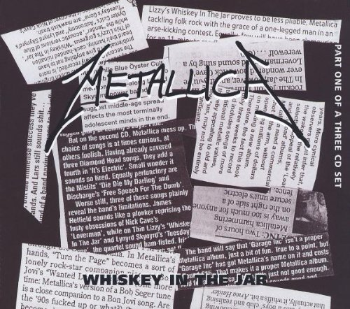 Metallica Whisky In The Jar Pt. 3