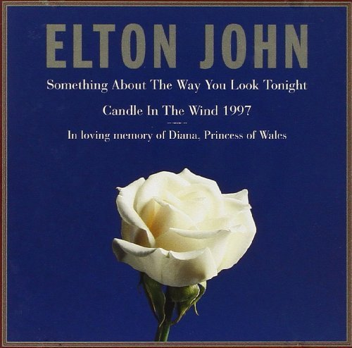 John Elton Something About The Way You Lo B W Candle In The Wind (1997)