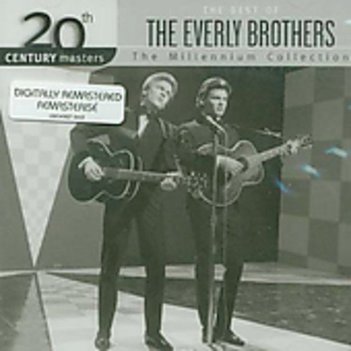 Everly Brothers Millennium Collection 20th Cen