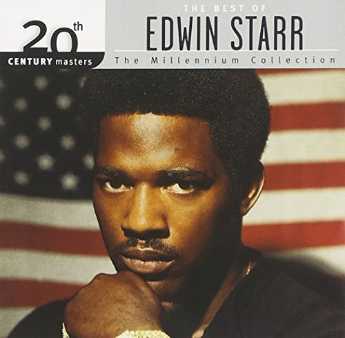 Edwin Starr Millennium Collection 20th Cen Millennium Collection