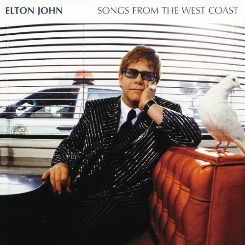 John Elton Songs From The West Coast