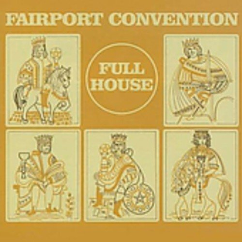 Fairport Convention Full House Import Gbr