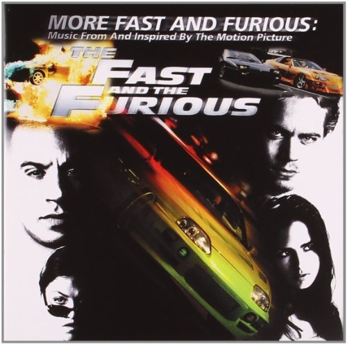 Fast & The Furious More Music Soundtrack