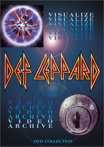 Def Leppard Visualize Video Archive 2 On 1