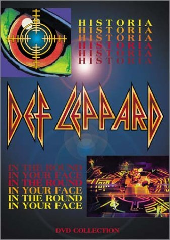 Def Leppard Historia In The Round In Your 2 On 1