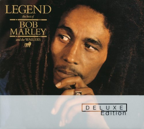 Bob Marley & The Wailers Legend Deluxe Ed. 2 CD