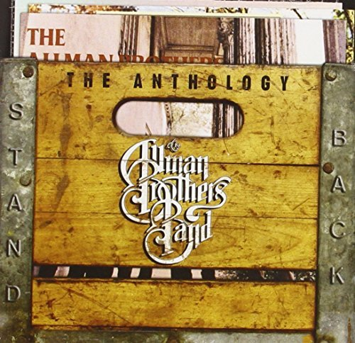 Allman Brothers Band Stand Back Anthology 2 CD