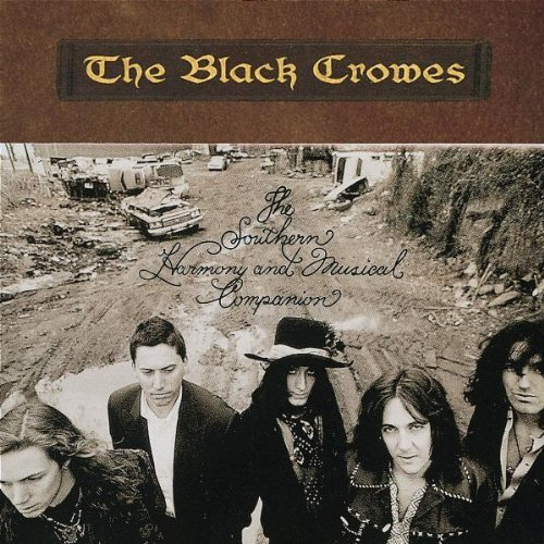 Black Crowes Southern Harmony & Musical Com
