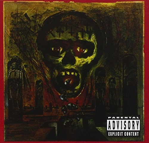 Slayer Seasons In The Abyss Explicit Version