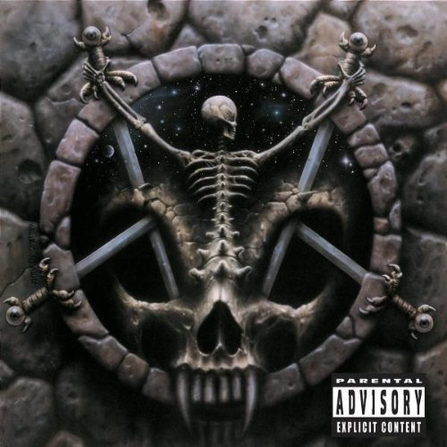 Slayer Divine Intervention Explicit Version
