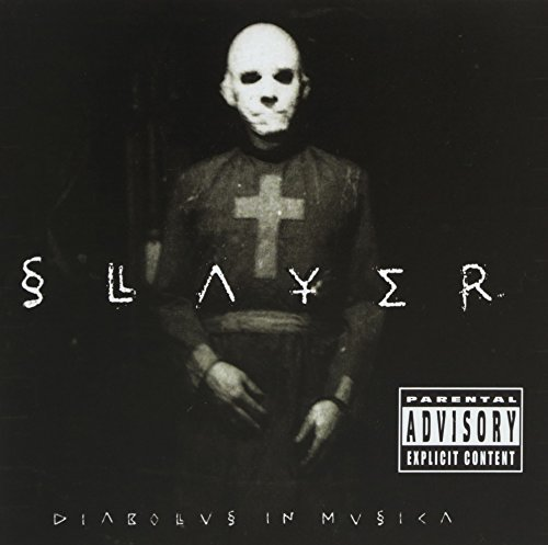Slayer Diabolus In Musica Explicit Version