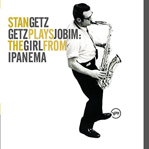 Stan Getz Getz Plays Jobim Girl From Ip