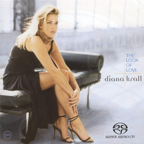 Diana Krall Look Of Love Sacd