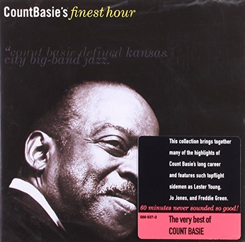 Count Basie Count Basie's Finest Hour Finest Hour