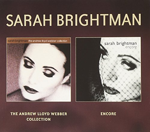 Sarah Brightman Andrew Lloyd Webber Collection 2 CD