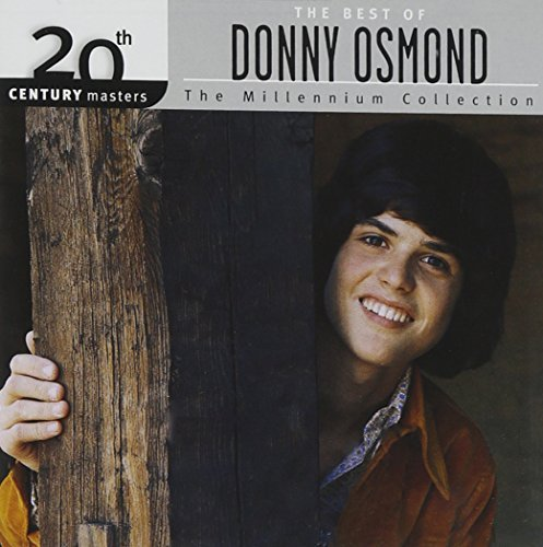 Donny Osmond Best Of Donny Osmond Millenniu Millennium Collection