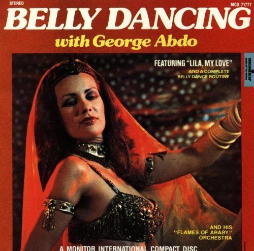 George Abdo Belly Dancing With George Abdo CD R