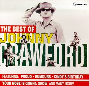 Johnny Crawford Best Of Johnny Crawford