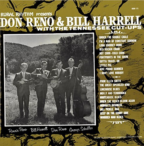 Reno Harrell Tennessee Cut Ups 20 Bluegrass Favorites