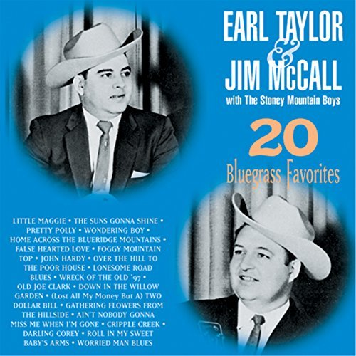 Taylor Mccall & Stoney Mountai 20 Bluegrass Favorites