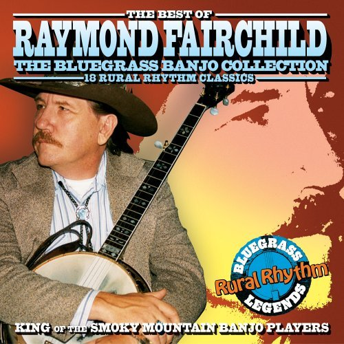 Raymond Fairchild Bluegrass Banjo Collection