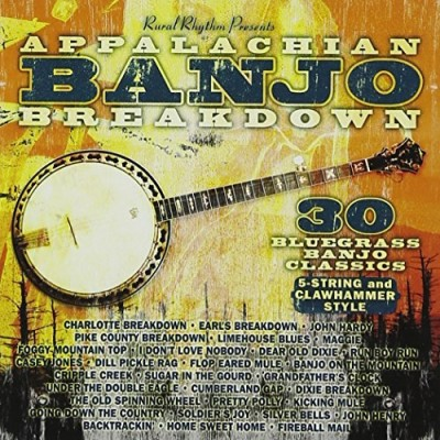 Appalachian Banjo Breakdown 3 Appalachian Banjo Breakdown 3