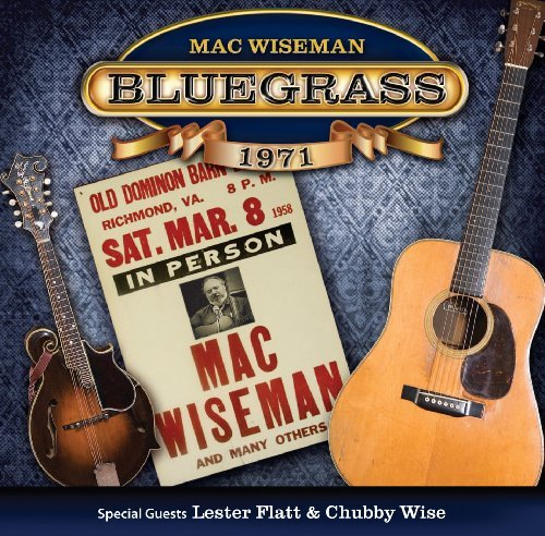 Mac (with Special Gues Wiseman Bluegrass 1971