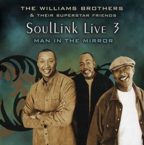 Williams Brothers & Superstar Soullink Live 3 Man In The Mi