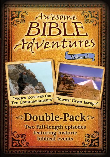 Awesome Bible Adventures Vol. 1 Nr