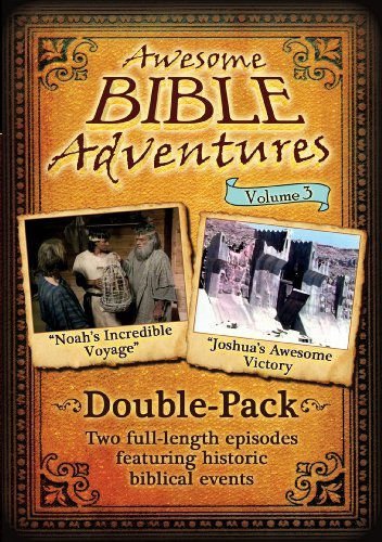 Awesome Bible Adventures Vol. 3 Nr