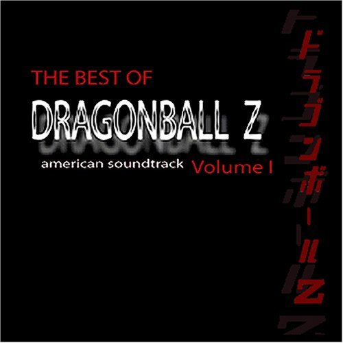 Dragon Ball Z 1 Best Of Tv Soundtrack