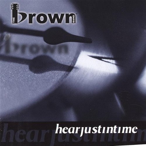 Brown Band Hearjustintime