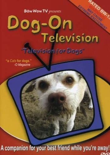 Dog On Television Television For Dogs Incl. CD