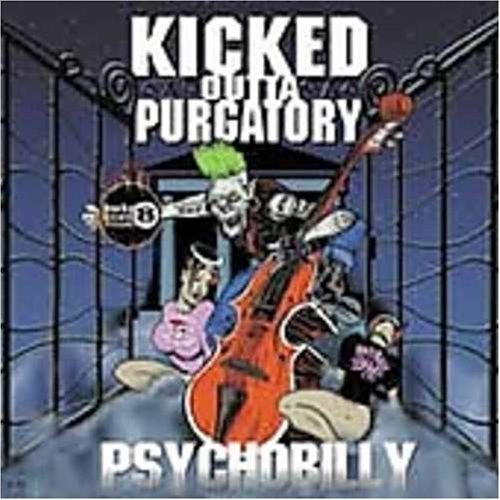 Kicked Outta Purgatory Kicked Outta Purgatory Horror Pops Koffin Kats