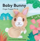 Chronicle Books Baby Bunny Finger Puppet Book