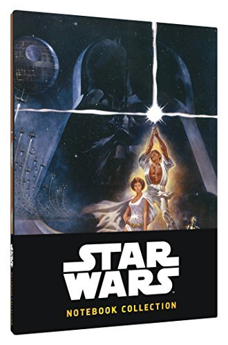Lucasfilm Ltd Star Wars A New Hope Notebook Collection