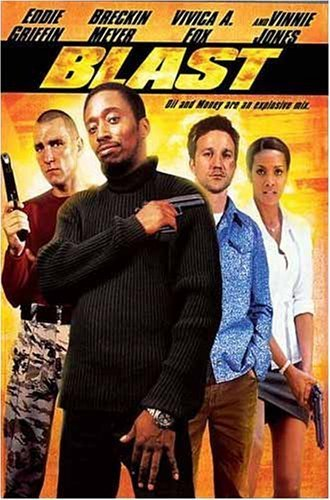 Blast 2004 DVD (eddie Griffin) Anthony Hickox