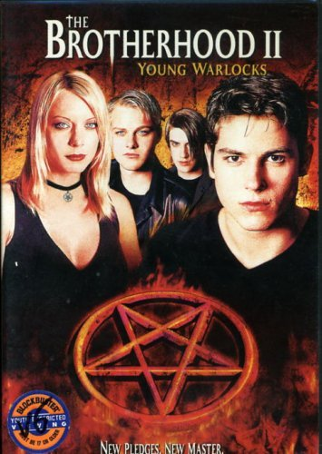 Sean Faris Justin Allen Stacey Scowley The Brotherhood Ii Young Warlocks [dvd]