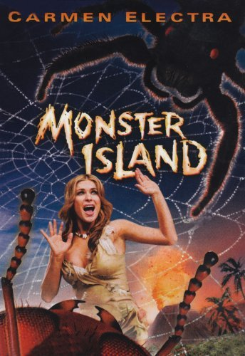 Monster Island Electra West Carter Clr Prbk 10 04 04 Pg