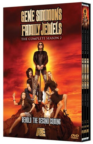 Gene Simmons Family Jewels Season 2 Nr 3 DVD