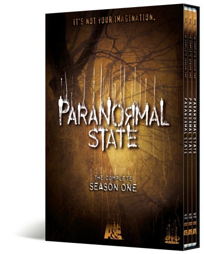 Paranormal State Season 1 Nr 3 DVD
