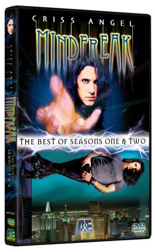 Criss Angel Mindfreak Criss Angel Mindfreak Best Of Nr