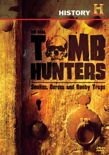 Snakes Curses & Booby Traps Real Tomb Hunters Nr