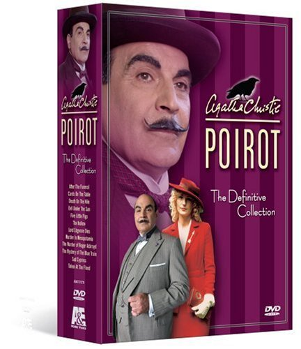 Agatha Christie's Poirot Definitive Collection Nr 12 DVD