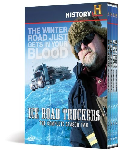 Ice Road Truckers Season 2 Nr 4 DVD