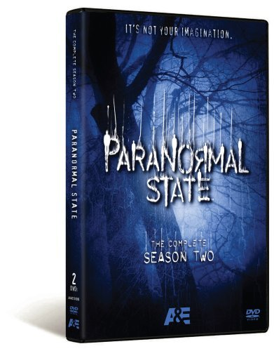 Paranormal State Season 2 Nr 2 DVD