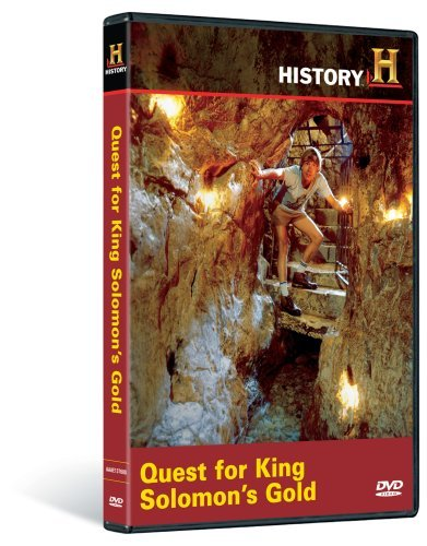 Quest For King Solomons Gold Quest For King Solomons Gold DVD R Nr